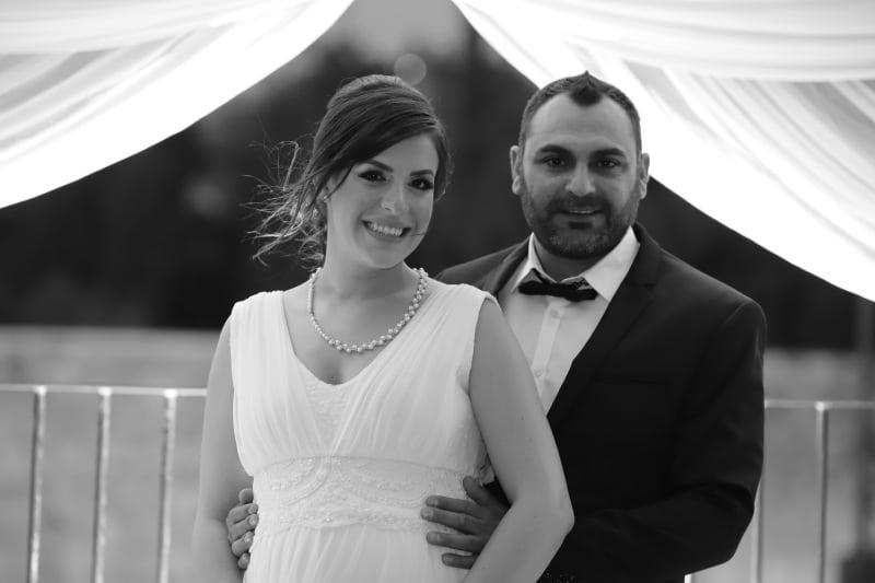 חתונה בכותל שרי ואורן8