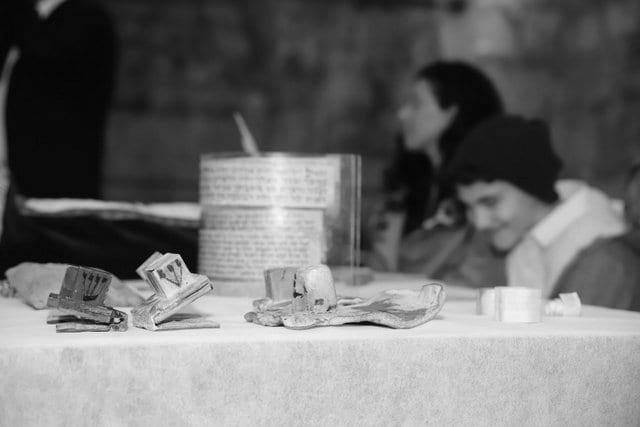 10הפקת בר מצוות בכותל | משפחת נאור