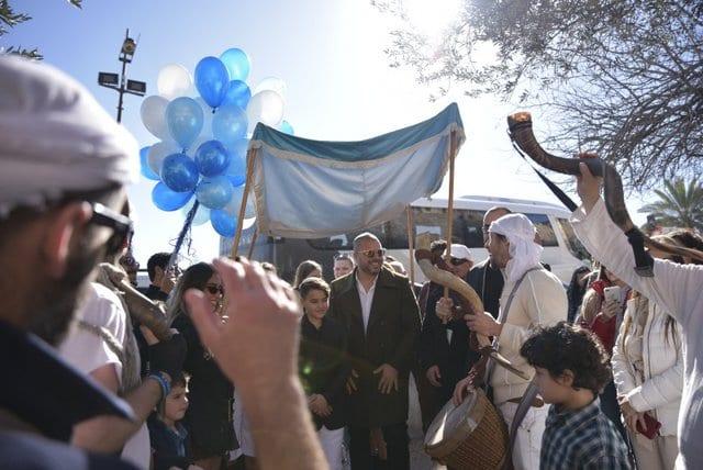 4הפקת בר מצווה בכותל   בן דהן