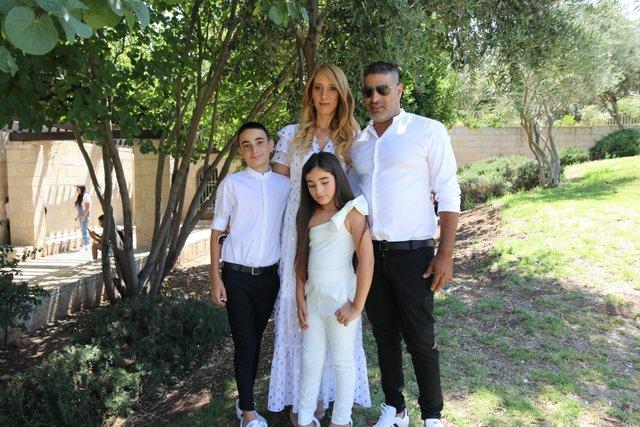 19הפקת בר מצוות בכותל | משפחת ניר